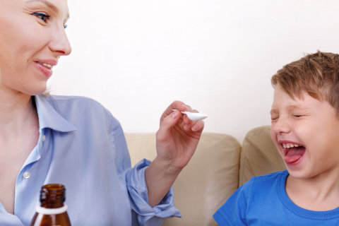 4 Tips: How to Help a Child Take Medicine