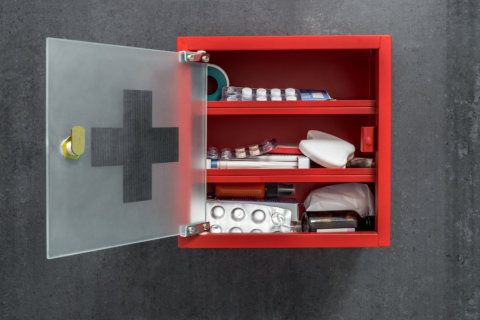 Where Should You Store Medicines at Home?